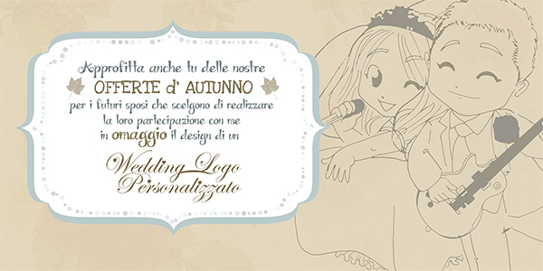 wedding logo Chiara Moriconi